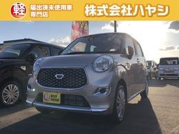ダイハツ キャスト スタイル 660 X リミテッド SAIII 届出済未使用車 プッシュスタート