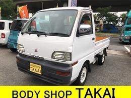 三菱 ミニキャブトラック 660 TD 三方開 車検整備付