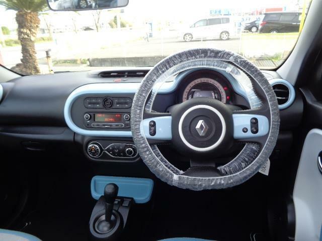 車内きれいです!
