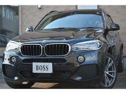 BMW X5 xドライブ 35d Mスポーツ 4WD ワンオーナー サンルーフ 本革シート