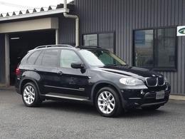 BMW X5 xドライブ 35i 4WD ベージュ革ウッド内装パノラマルーフ整備付