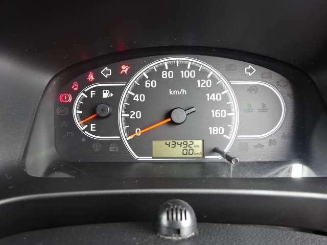 走行44,000km!