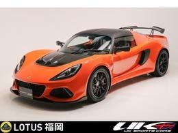ロータス エキシージ スポーツ 410 EXIGE SPORT410 新車未登録 6MT