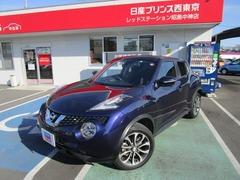 日産 ジューク の中古車 1.6 16GT FOUR 4WD 東京都昭島市 189.8万円
