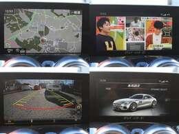 【地デジ視聴可能】6.4inHDDナビ。社外チューナーを組んでおり、走行中も視聴可能。音楽録音やBluetooth接続も可能です!