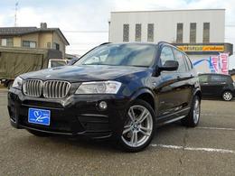 BMW X3 xドライブ28i Mスポーツパッケージ 4WD ナビ TV