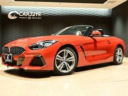 BMW Z4 sドライブ 20i Mスポーツ 電動OP ACC 茶革 アクティブセーフティ LED