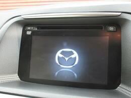 マツダコネクトナビを装備でロングドライブも快適です。フルセグTV視聴可能!