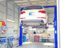 当社では、新車・中古車販売をはじめ、板金・各種整備・パーツ販売などなど何でもこなします!お車に関してのご質問などございましたら、お気軽にご連絡下さい♪