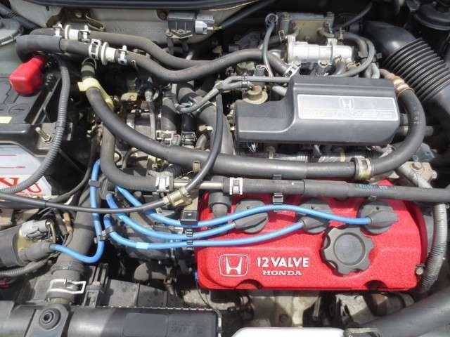 RS Mトレックエンジン TYPE R風ペイント済み♪ 自社点検・整備してご納車致します♪ エンジンオイルとワイパーゴムは綺麗でも交換し交換必要な消耗品パーツがありましたら交換してご納車致します♪