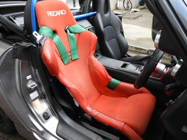 無限エアクリ HKS車高調 ロールバー RECAROフルバケ Defi追加メーター マスターシリンダストッパー 幌交換済み ドラレコ バックカメラ Bluetoothオーディオ