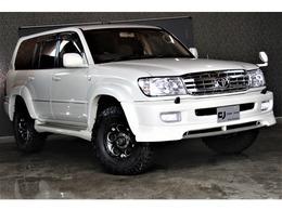 トヨタ ランドクルーザー100 4.7 VXリミテッド Gセレクション 4WD 1ナン/後期ルック/サスコン/VIPER/Bカメラ