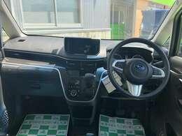 メーターやシフトレバー、スイッチ位置など運転席回りの配置はしっくりいきたいものですね!まずは座ってチェックしてみてください♪