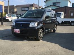 三菱 eKワゴン 660 M 4WD CD・ラジオチューナー シートヒーター