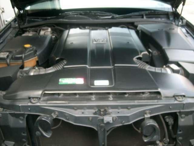 V12エンジン!!