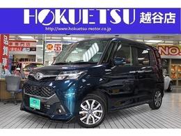 トヨタ タンク 1.0 カスタム G-T ワンオーナー・禁煙車・9型SDナビBカメラ