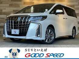 トヨタ アルファード 2.5 S タイプゴールドII 新車未登録 サンルーフ Bカメラ 三眼LED