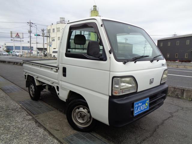 アクティトラック入荷☆4WD☆