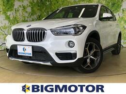 BMW X1 xドライブ 18d xライン 4WD 盗難防止装置 修復歴無 1オーナー ETC