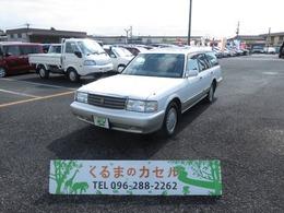 トヨタ クラウンワゴン 2.5 ロイヤルサルーン フルセグナビ