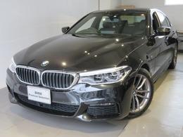 BMW 5シリーズ 523d xドライブ Mスピリット ディーゼルターボ 4WD 認定中古ハイラインP当社デモカーxDrive