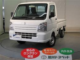 スズキ キャリイ 660 KCエアコン・パワステ 3方開 4WD エアコン・パワステ装備