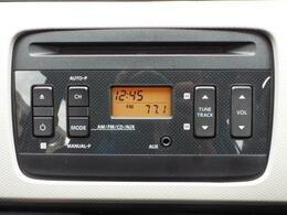スズキ純正CD/ステレオ付き!最新モデルのカーナビやオーディオの取り付けも承ります!