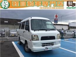 スバル サンバー 660 トランスポーター ユーザー下取り車・5MT