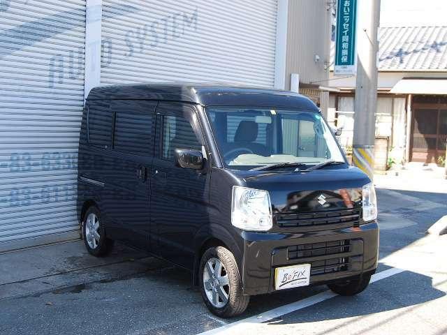 車中泊に便利なサブバッテリーや外部電源システムなどいろいろアレンジ可能です。