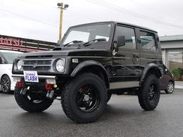スズキ ジムニー 660 HC 4WD リフトアップ公認改
