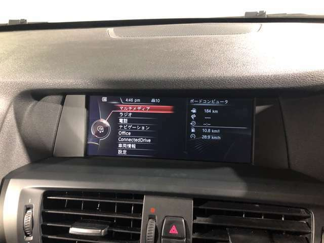 i-Drive 純正HDDナビゲーション DVD再生 Bluetooth接続でスマートフォンとリンクし音楽を楽しんだり、ハンズフリー通話ができます。(DVD再生はDVDドライブ装着車のみ)