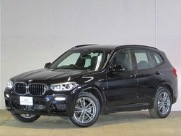 BMW X3 xドライブ20d Mスポーツ ディーゼルターボ 4WD 認定中古車 純正ナビ ワンオーナー