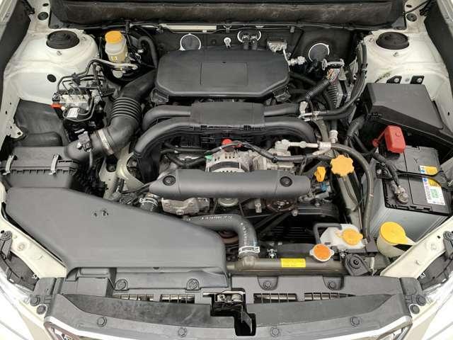 アイドリングも安定していて、調子の良いエンジンです♪吹けもよく、良く回るエンジンなので乗っていてストレスを感じる事はありません♪