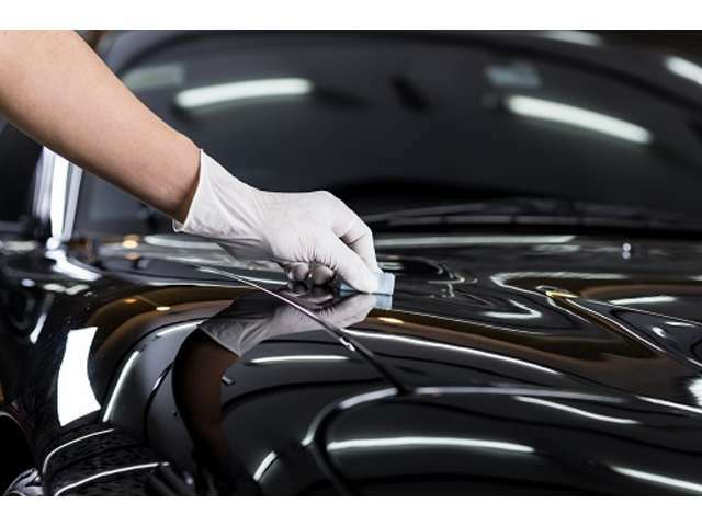 Aプラン画像:当店にてご成約いただいたお車は、ボディーコーティングをお得な価格にてご案内致します。日々のお手入れも楽になります。
