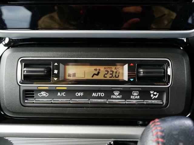 室内の温度管理もできるオートエアコンです!
