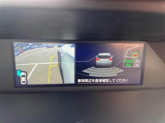 【 アイサイトセーフティプラス(視界拡張)オプション 】サイドビューモニターに加え、改良によりフロントビューモニターも搭載!死角をカバーし、狭い道路・交差点・駐車場などでの安全確認を支援してくれます