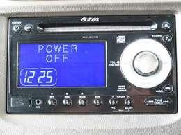 ◆◆◆「純正オーディオ」装備◆◆◆お気に入りの音楽・ラジオを聴きながら快適なドライブをお楽しみ下さい♪