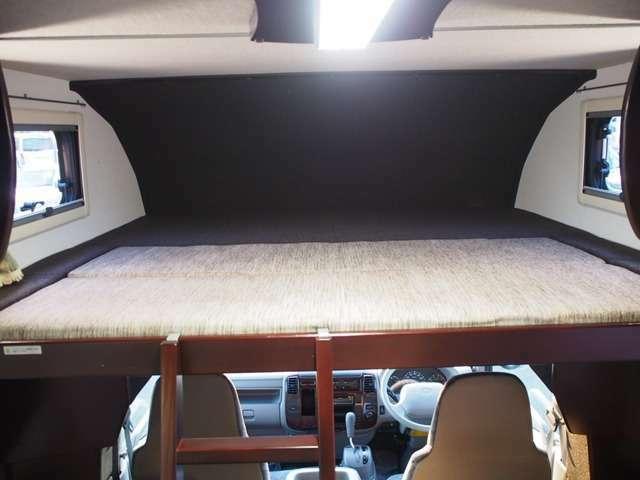 バンクベッド付き! 寸法188cm×170cm