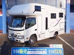 トヨタ カムロード ナッツRV クレソンX 4WD FFヒーター マックスファン ツインサブ