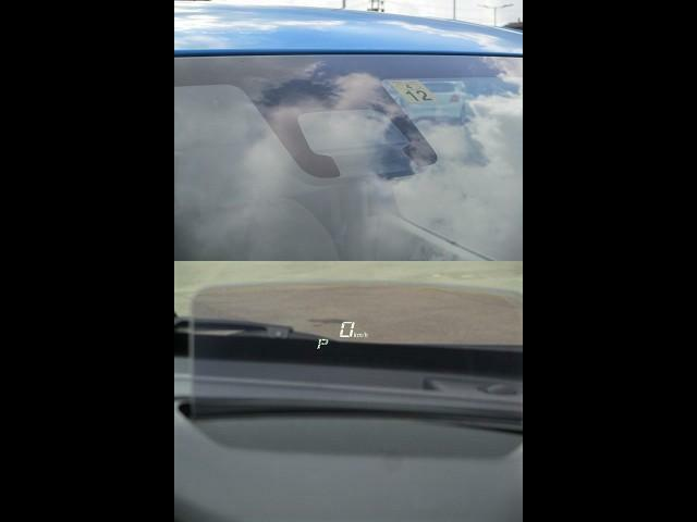 単眼カメラ+レーザーレーダーで危険を回避【デュアルセンサーブレーキサポート】転席前方に「軽初」【ヘッドアップディスプレイ】を搭載。車速・シフト位置などの情報を表示。