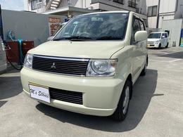 三菱 eKワゴン 660 M 車検5年5月 キーレス
