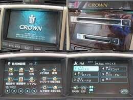 お出掛けに嬉しい、メーカーOP純正HDDナビ付きです♪CD/MDオーディオ・音楽録音機能も装備しております♪