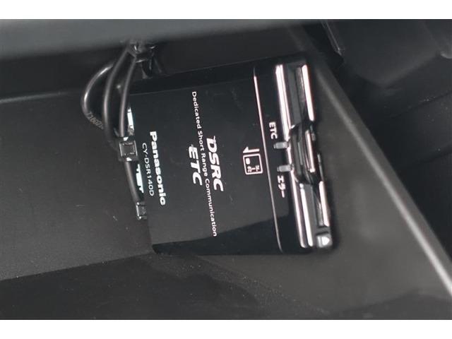 ETC車載器を装備していますので、高速道路の料金所をスムーズに通過。料金もお得になる場合があります。