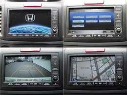 ■純正HDDナビ■DVDビデオ視聴可能/HDDに音楽CDを録音できますので、ドライブ中など楽しめます☆
