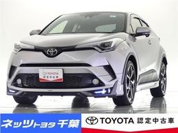 トヨタ C-HR 1.2 G-T 4WD /フルエアロ/純正メモリーナビ