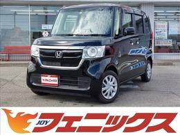 ホンダ N-BOX 660 G L ターボ ホンダセンシング 4WD 8型ナビTV バックカメラ Wパワスラ