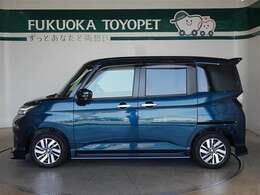 トヨタのコンパクトハッチバック、タンクカスタムG Sが入荷しました。