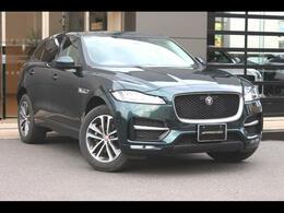 ジャガー Fペイス 35t Rスポーツ 4WD 認定中古車