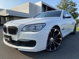 BMW 7シリーズ アクティブハイブリッド 7 Mスポーツパッケージ ヘッドアップディスプレイ サンルーフ