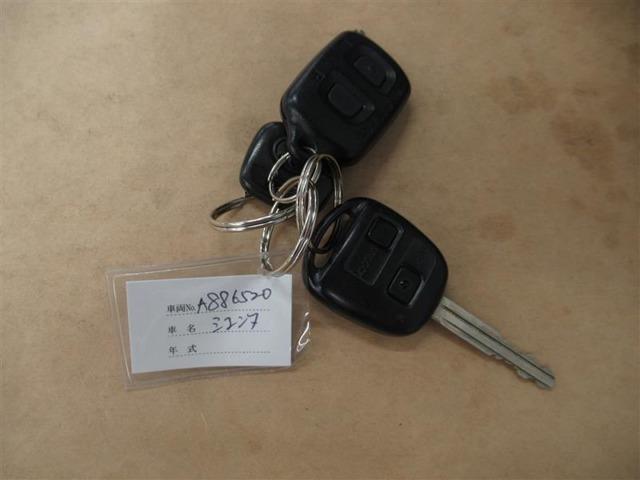 スマートキーですので、キーを取り出すことなくドアの開錠、施錠ができます!!
